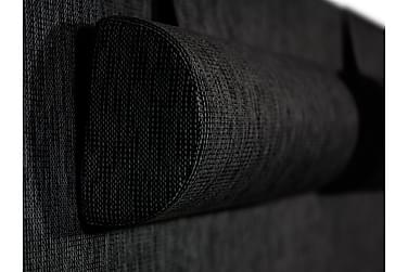 LUX Suuri Niskatyyny Musta 2-pak - Pakettihinta