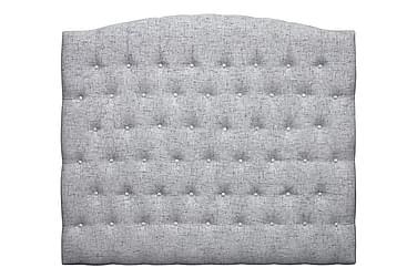 Sängynpääty Abelie 140 cm Kaareva
