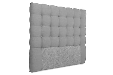 Sängynpääty Boxford napeilla 140 cm