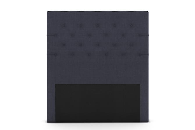 Sängynpääty Choice 120 cm Nappitoppaus - Sininen - Huonekalut - Sängyt - Sängynpäädyt
