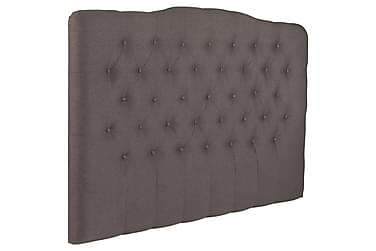 Sängynpääty Excellent 160x120 Harmaa