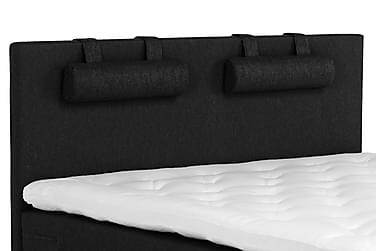 Sängynpääty Jupiter 160 cm Musta