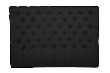 Sängynpääty Relax 180 cm Nappitoppaus Matala