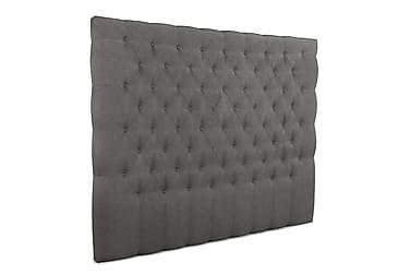 Sängynpääty Relax 210 cm Nappitoppaus Korkea