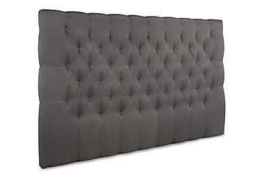 Sängynpääty Relax 210 cm Nappitoppaus Matala