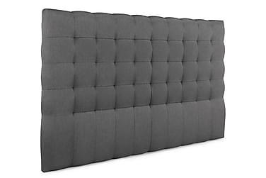 Sängynpääty Relax 210 cm Ruutukuvio Matala