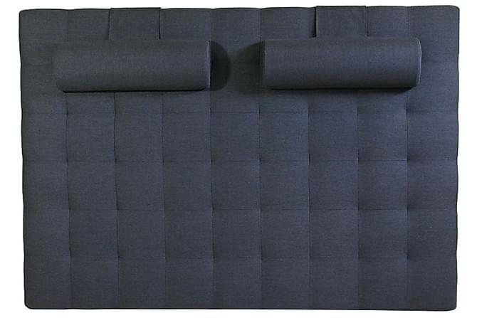 Sängynpääty Terrica 210 cm - Tummanharmaa - Huonekalut - Sängyt - Sängynpäädyt