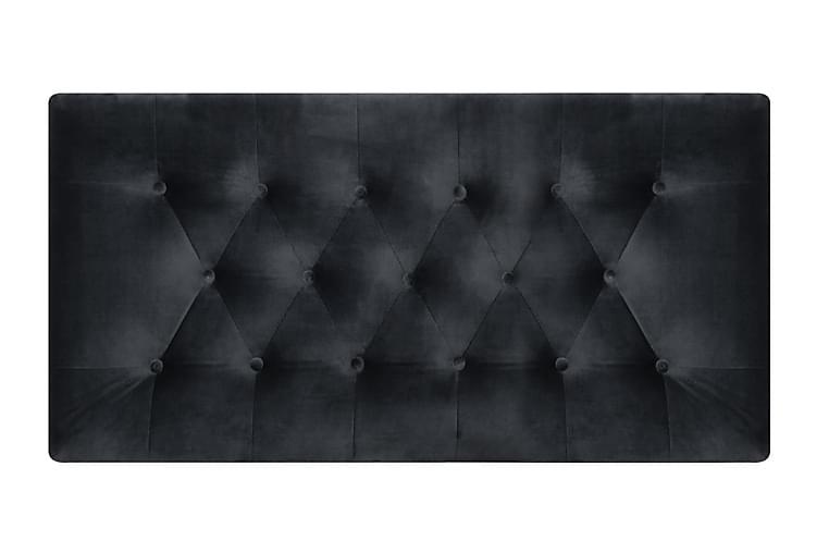Taston Sängynpääty 121x61 cm - Tummanharmaa - Huonekalut - Sängyt - Sängynpäädyt