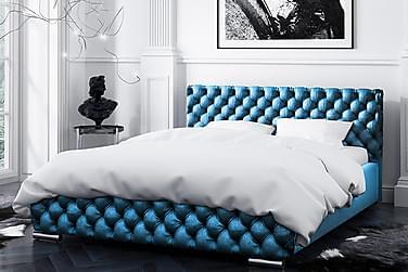 Sänky Pelton säilytyksellä 160x200