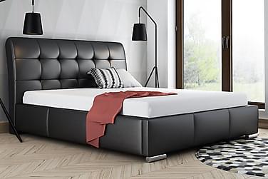 Sänky Samisia säilytyksellä 180x200