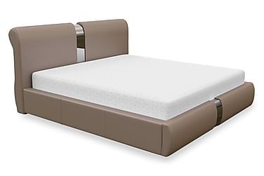 Sänky Tillmon säilytyksellä 160x200