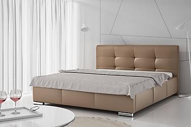 Sänky Torrie säilytyksellä 160x200