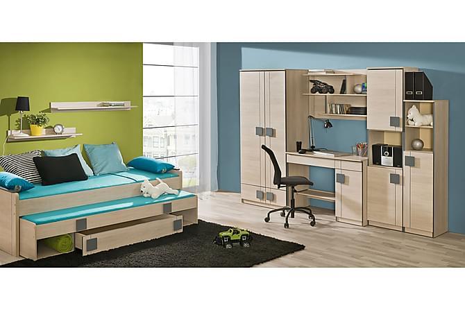 Makuuhuoneen kalustesetti Gumi - Huonekalut - Sängyt - Sänkykehikot & sängynrungot
