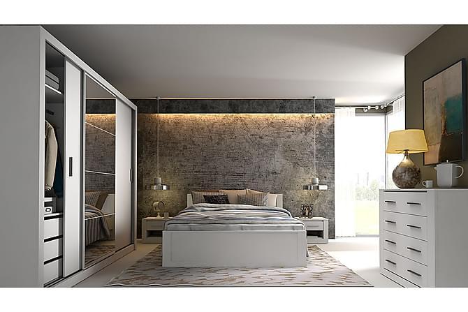 Makuuhuonesetti Idea - Huonekalut - Sängyt - Sänkykehikot & sängynrungot