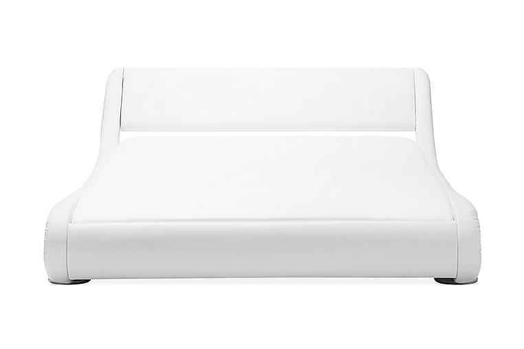 Parivuode Avignon 160x200 cm - Valkoinen - Huonekalut - Sängyt - Sänkykehikot & sängynrungot