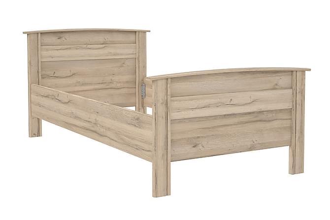 Sängynrunko Arnage 115 cm - Ruskea - Huonekalut - Sängyt - Sänkykehikot & sängynrungot