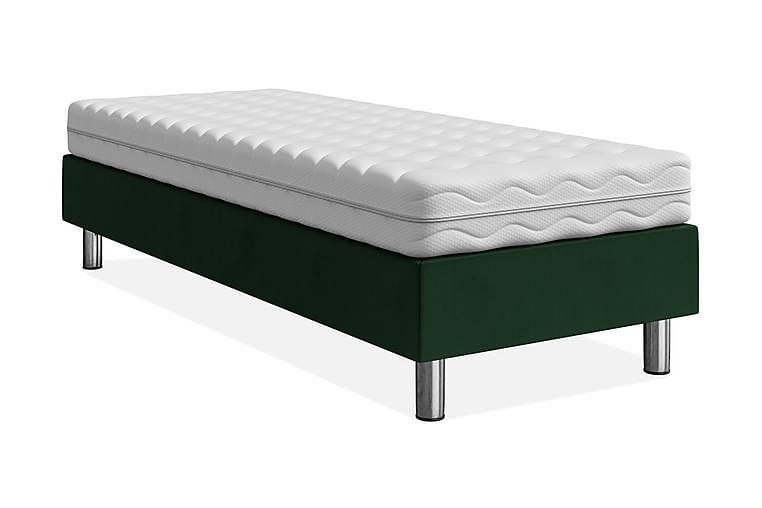 Sängynrunko Forenza 120x200 cm - Vihreä - Huonekalut - Sängyt - Sänkykehikot & sängynrungot