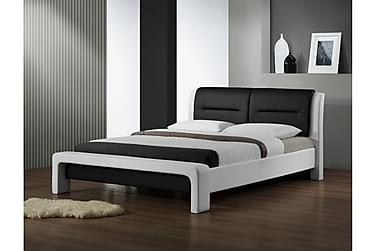 Sängynrunko Monica 120x200 cm Keinonahka