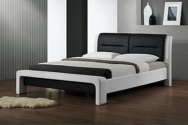 Sängynrunko Monica 160x210 cm Keinonahka
