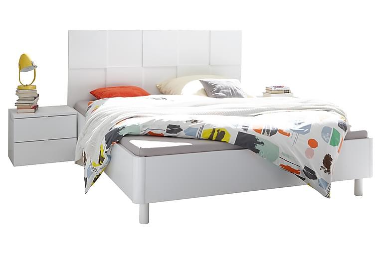 Sängynrunko Ottica 160x200 - Huonekalut - Sängyt - Sänkykehikot & sängynrungot