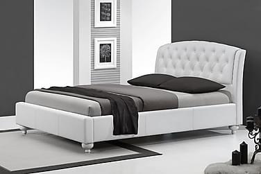 Sängynrunko Vandine 160x220 cm Keinonahka
