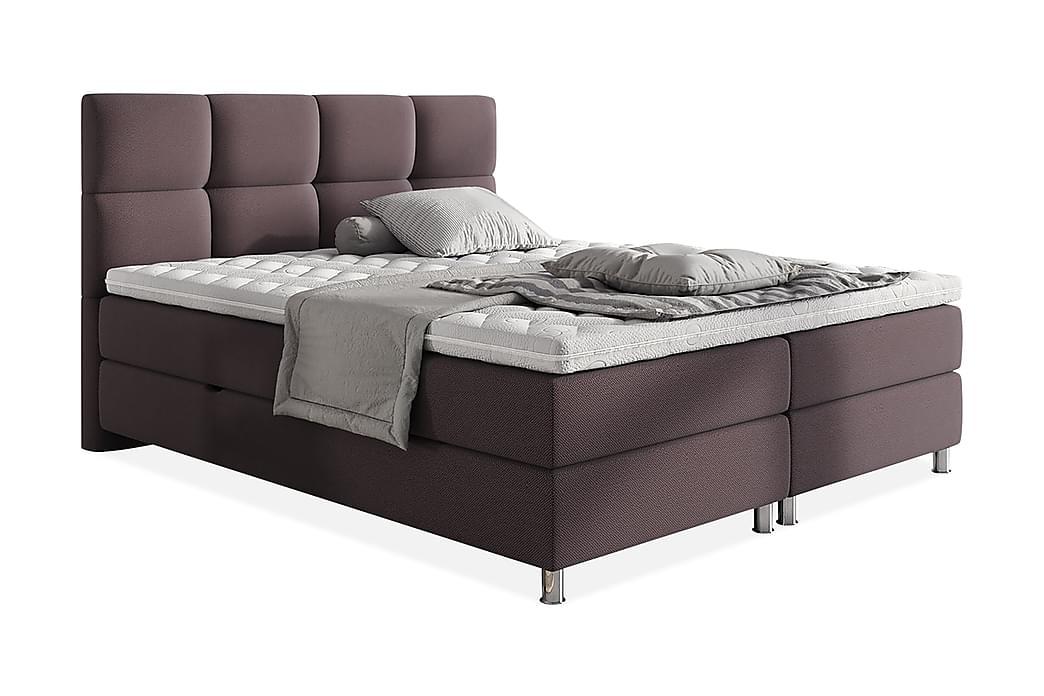 Sänky Breyawna 200x200 cm - Huonekalut - Sängyt - Sänkykehikot & sängynrungot