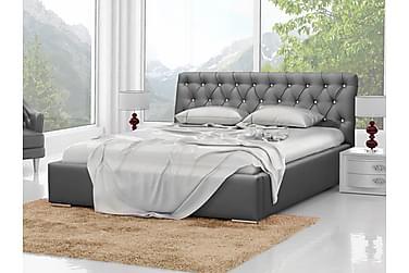 Sänky Cali säilytyksellä 160x200