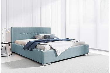 Sänky Chae säilytyksellä 140x200