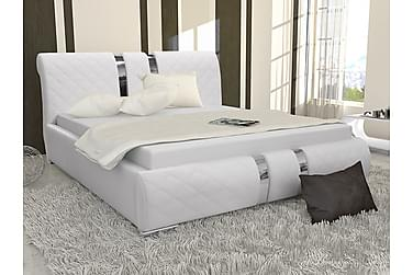 Sänky Sororia säilytyksellä 140x200
