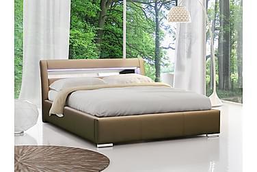 Sänky Tejeda säilytyksellä 160x200