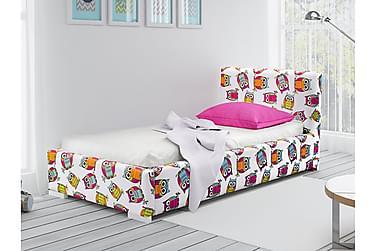 Sänky Thymea säilytyksellä 90x200