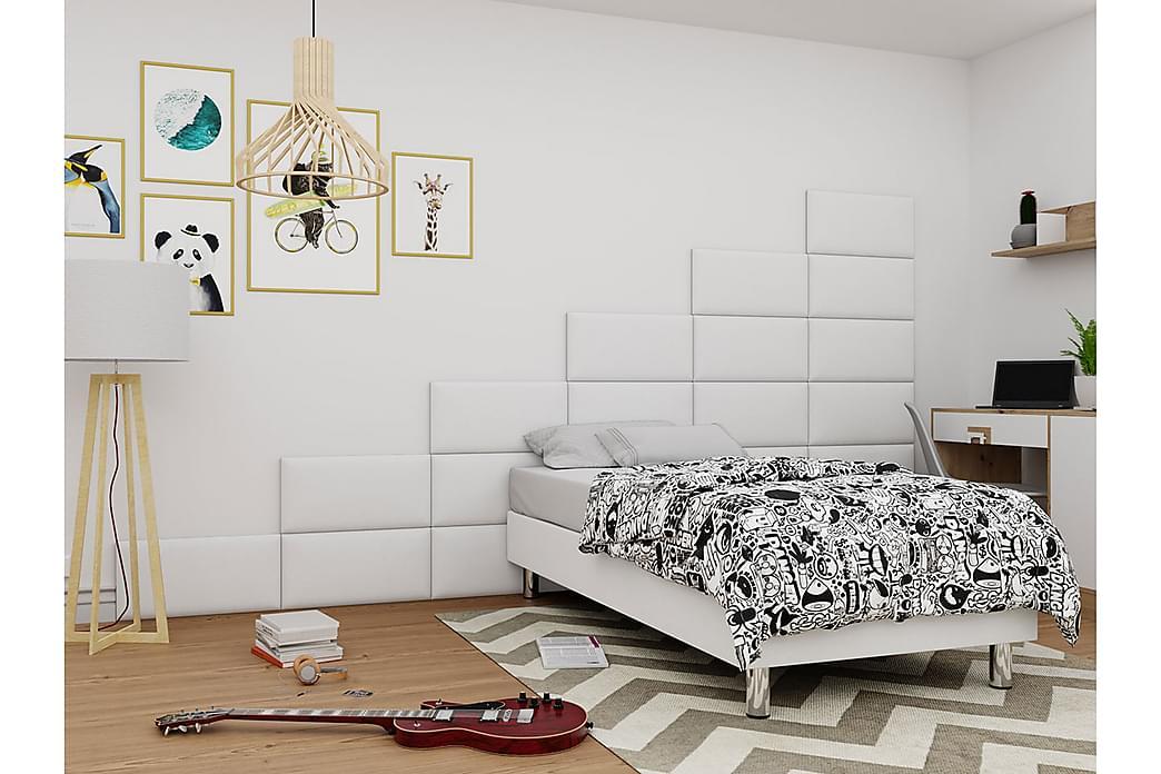 Jenkkisänky Forenza 120x200 paneelilla 60x30 - Huonekalut - Sängyt - Sänkypaketti