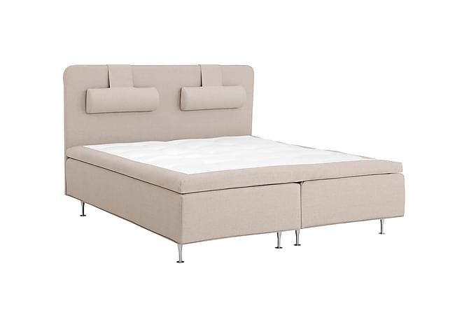 Notte Runkopatjasänkypaketti 180x200 Lateksi - Huonekalut - Sängyt - Sänkypaketti