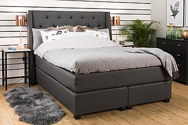 Sänkypaketti Langham 160x200 cm Harmaa