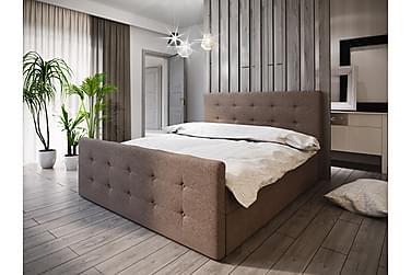 Sänkypaketti Milano 160x200 Nappi Pääty