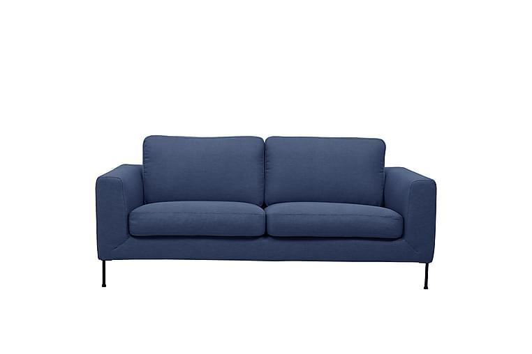 2,2:n ist Sohva Leborey - Sininen - Huonekalut - Sohvat - 2-4 hengen sohvat