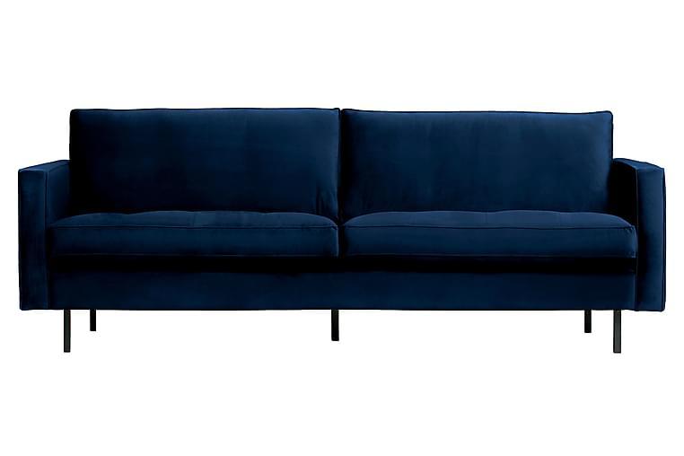 2,5:n ist Sohva Dotty - Tummansininen - Huonekalut - Sohvat - 2-4 hengen sohvat
