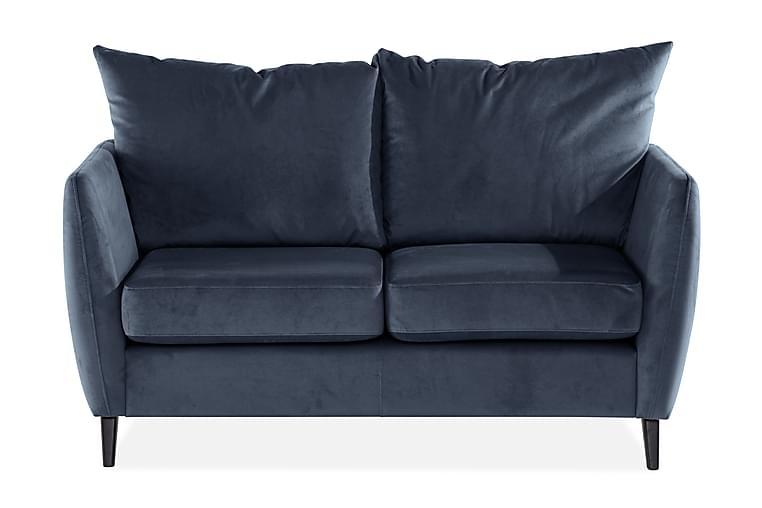 2:n ist Sohva Athenko - Sininen / Harmaa - Huonekalut - Sohvat - 2-4 hengen sohvat
