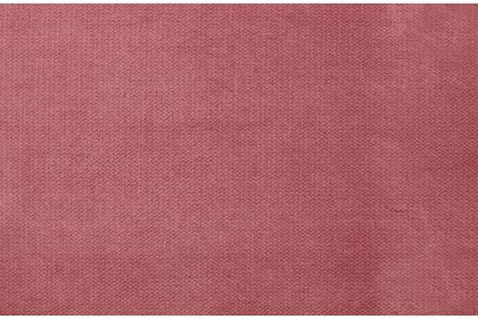 3:n ist Sohva Dotty - Vaaleanpunainen - Huonekalut - Sohvat - 2-4 hengen sohvat