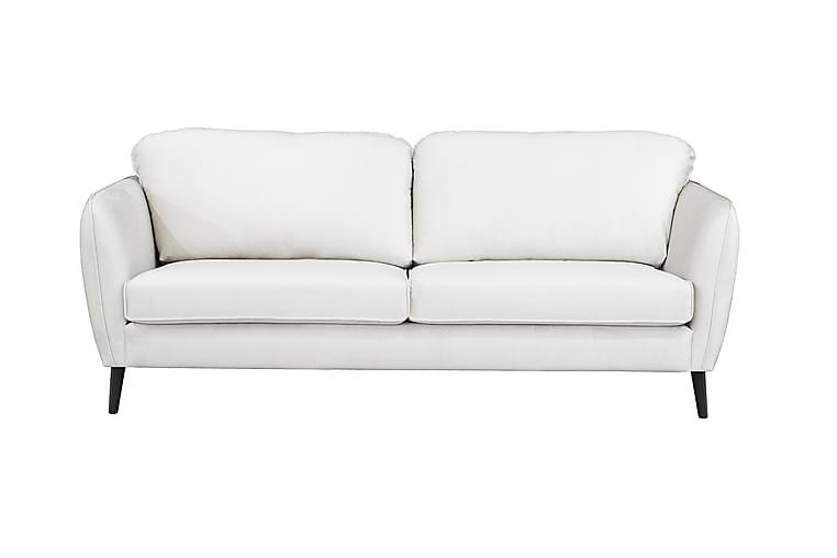 3:n ist Sohva Vannvik - Valkoinen - Huonekalut - Sohvat - 2-4 hengen sohvat