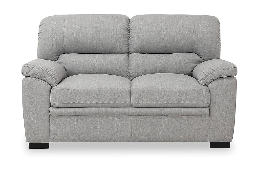 Sohva Carrere 2:n ist - Vaaleanharmaa - Huonekalut - Sohvat - 2-4 hengen sohvat