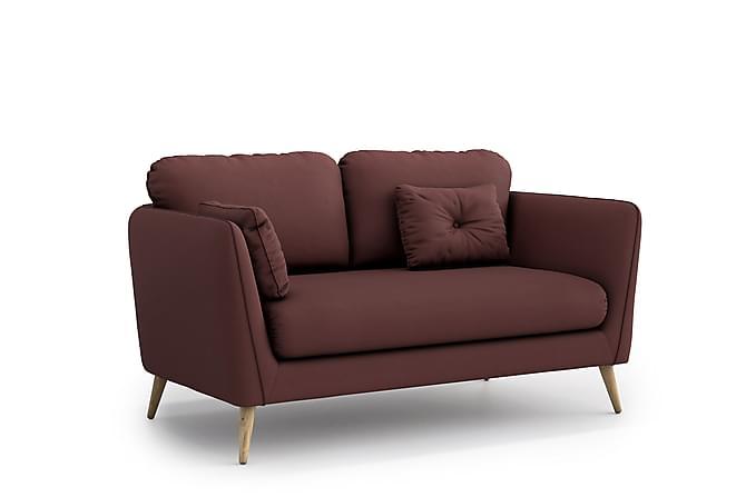Sohva Joesph 2:n ist - Violetti - Huonekalut - Sohvat - 2-4 hengen sohvat