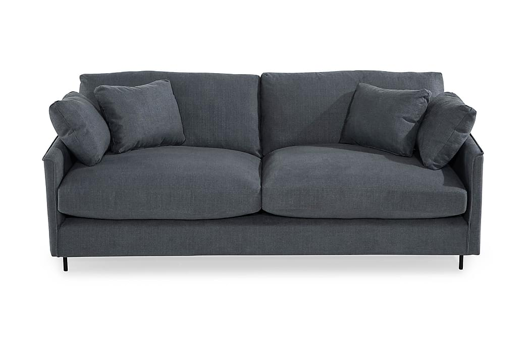 Sohva Ochio 3:n ist - Harmaa - Huonekalut - Sohvat - 2-4 hengen sohvat