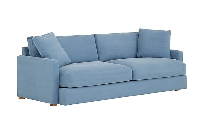 Sohva Plotius 3:n ist - Sininen - Huonekalut - Sohvat - 2-4 hengen sohvat