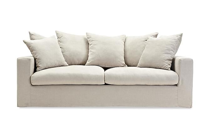 Sohva Sami 3:n ist - Beige - Huonekalut - Sohvat - 2-4 hengen sohvat