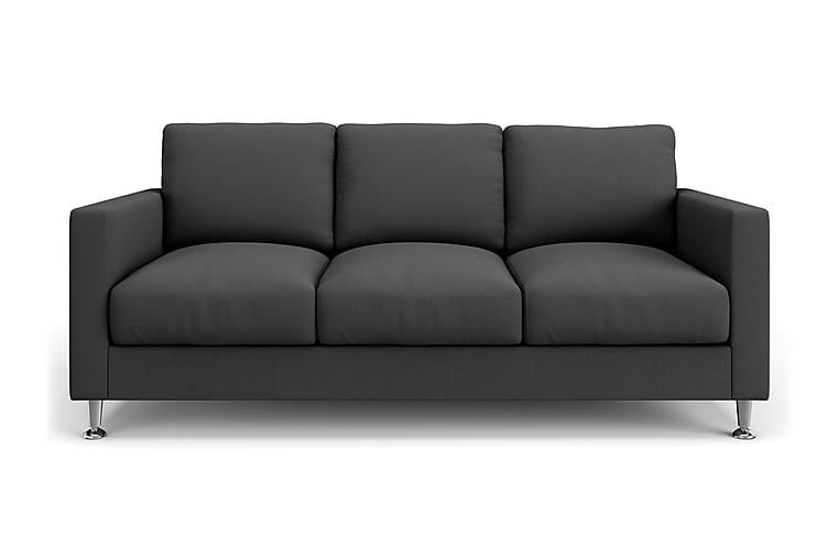 Sohva Wilton 3:n ist - Tummanharmaa - Huonekalut - Sohvat - 2-4 hengen sohvat