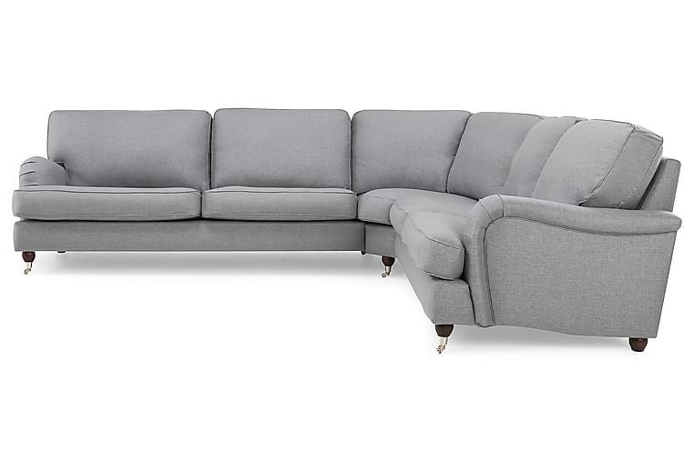 Kulmasohva Howard Oxford Vasen - Turkoosi - Huonekalut - Sohvat - Howard-sohvat