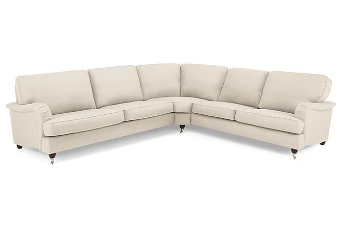 Kulmasohva Oxford Lyx Vasen - Beige - Huonekalut - Sohvat - Howard-sohvat