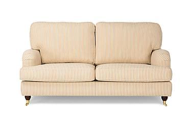 Sohva Oxford Deluxe 2:n ist Raidallinen
