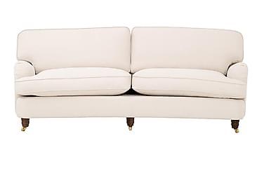 Sohva Oxford Deluxe 3:n ist Kaareva